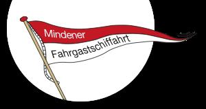 Logo der Mindener Fahrgastschiffahrt